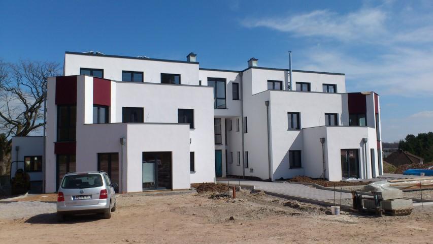 Mehrfamilienhaus 10 WE