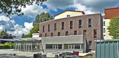 Neubau einer Büro- und Nutzgebäudeerweiterung